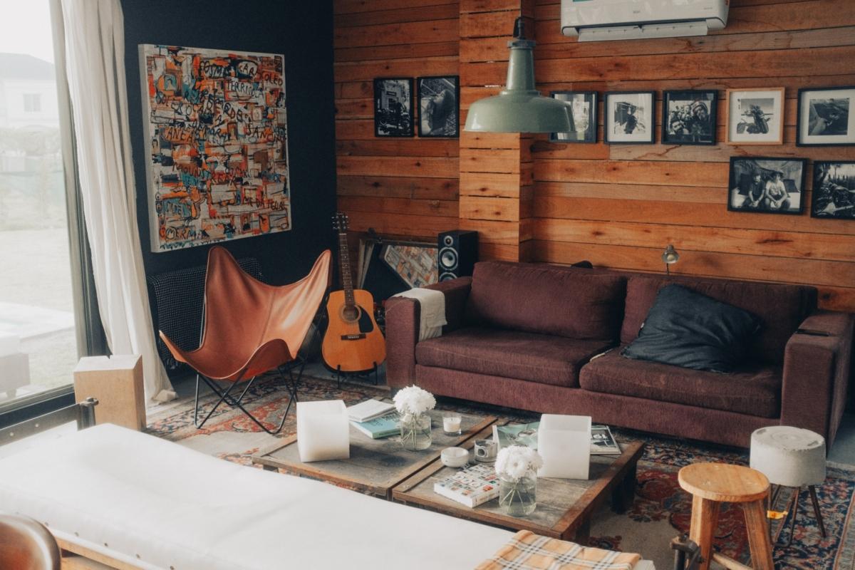Phong cách nội thất Retro