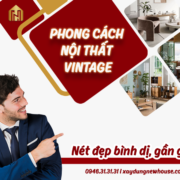 phong cach vintage cover